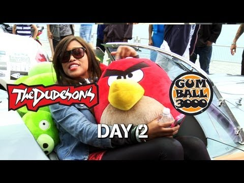 EVE goes Birdy with THE DUDESONS – Dudesons Do Gumball: Day 2