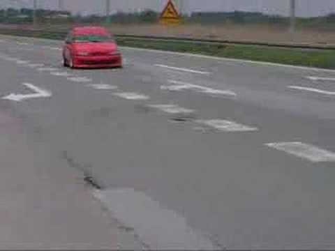 Gumball 3000 in Novi Sad
