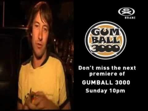 Extreme TV Gumball 3000 2005 ep5   3/3