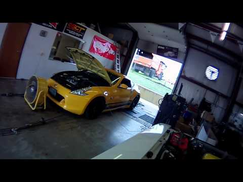 OPS Stage1d (Teaser) 370z Nismo CAI GTR Plugs Test Headers Nismo OE Exh FLUIDYNE Oil Cooler Uprev 2