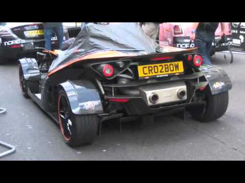 Gumball 3000 Rally 2010 Cars Part 2