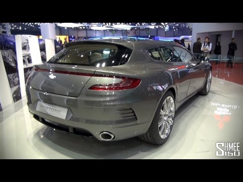 FIRST LOOK: Bertone Jet 2+2 Rapide Shooting Break – Geneva 2013