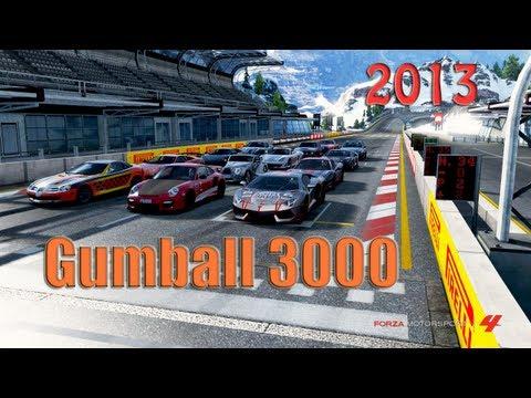 Forza Motorsport 4 – Gumball 3000 2013 Trailer