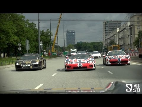 Shmee Special Gumball 3000 2013 Movie
