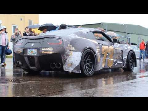 Ängelholm(Koenigsegg factory) – Stockholm – GUMBALL 3000