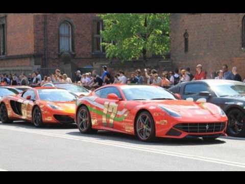 Gumball 3000 2013 – 15th Anniversary  full start
