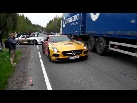 Gumball 3000 2013 Finland