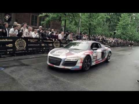 Gumball 3000 2013 Riga, Latvia part 1