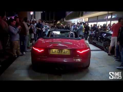 Shmee150 – Gumball 3000 2013 – Monaco Arrivals