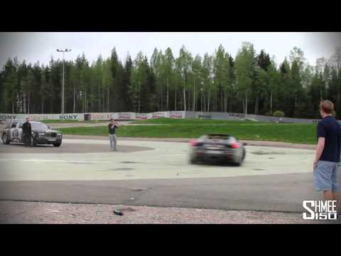 Shmee150 – Gumball 3000 2013 – House Cartu 458 Donuts at Premier Park