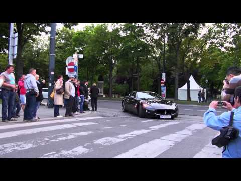 Gumball 3000 – Vienna 2013