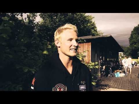 Gumball interview with Team Betsafe's Jens Byggmark