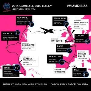 gumball-miami-ibiza-route-2014