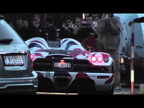 Gumball 3000 2013 @ Vienna Wien 23.05.2013 best of