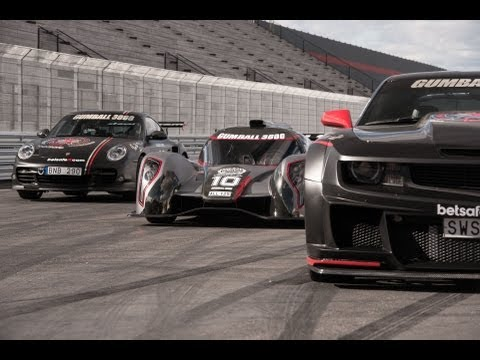 Team Betsafe Gumball 3000 '13 – The Road Movie