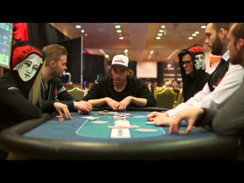 Betsafe Poker NM 2013 – ep 3 – Dex Carrington – Cash Game