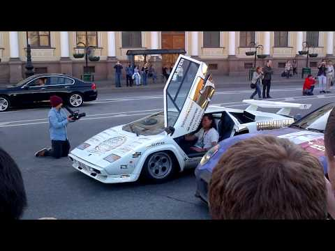 Gumball 3000 2013 Saint Petersburg (Part 1)