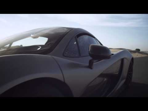 Team Galag's McLaren P1 Getting Ready for Gumball 3000 …