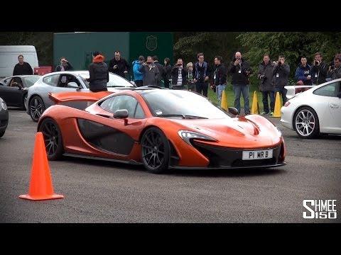 McLaren P1 – 205mph Onboard at Vmax Hypermax