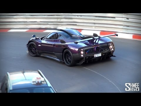 Pagani Zonda 760 LH – Lewis Hamilton's Epic Hypercar