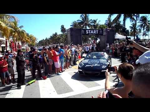 Gumball 3000 Miami 2 Ibiza Porsche 911