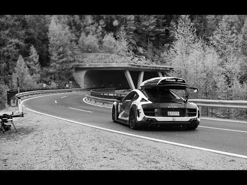 Gumball 3000 shooting with Jon Olsson