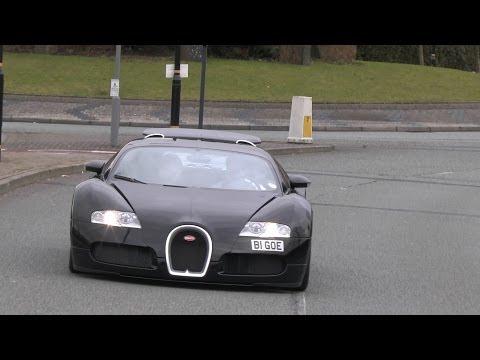 Bugatti Veyron – Manchester Gumball 3000 Meet!!