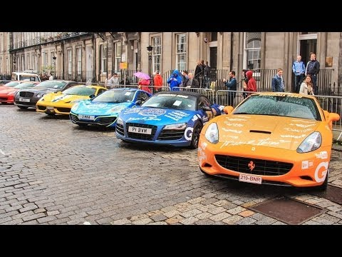 Gumball3000 2014 Supercar Arrivals and Registration!