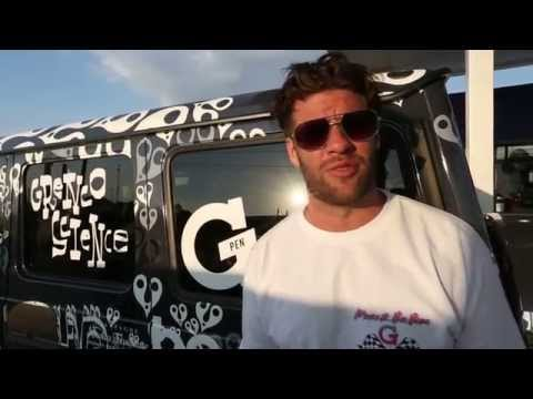 Gumball 3000 2014 YouTube Hero Challenge – Day 4 – Grenco Science