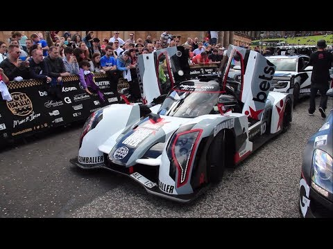 Start of the 2014 Gumball 3000 – European Leg