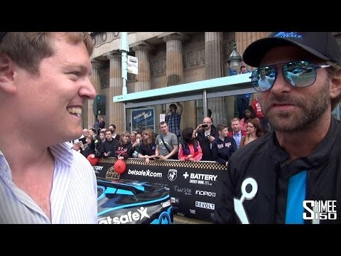 Interview with Josh Cartu Ready for Gumball 3000 2014