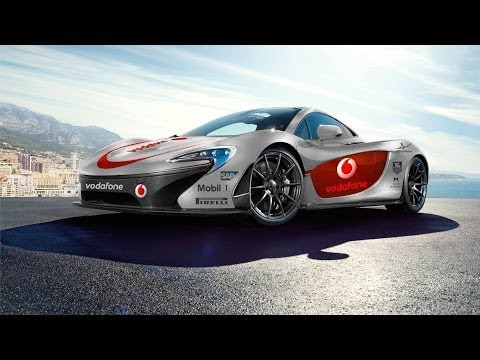 McLaren P1 to run Gumball 3000 (2014)