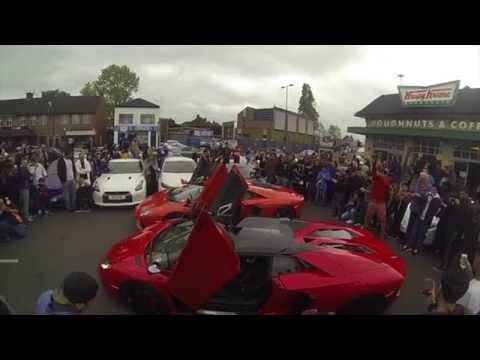 Gumball Get Together Gumball 3000 London 2014
