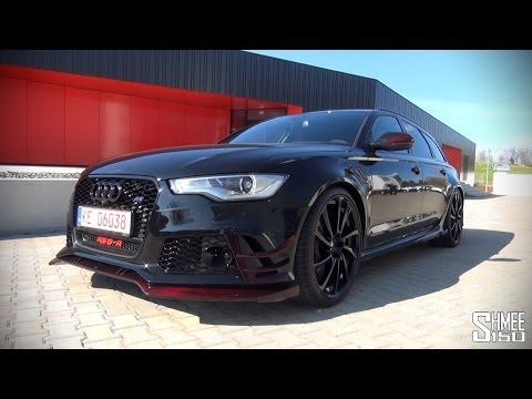 ABT RS6-R – Introduction and Drive