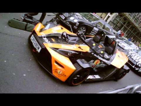 Gumball 3000 2010 – Pictures – Pall Mall – May 1st