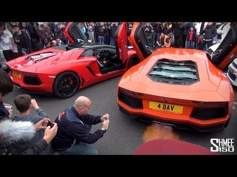 Gumball 3000 Gettogether and Rally Announcement