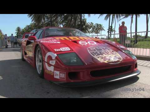 SAABKYLE04 – Gumball 3000 2014 YouTube Hero Challenge – Day 3 – The Grid!