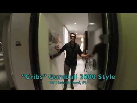 """CRIBS"" Gumball 3000 Style: From Miami 2 Ibiza Part 1"