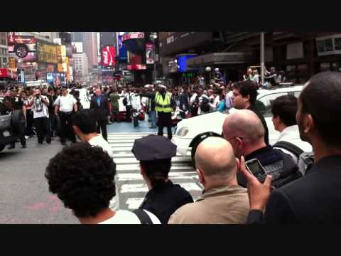 Gumball 3000 New York- Times Square by Dragisa Milovic :)