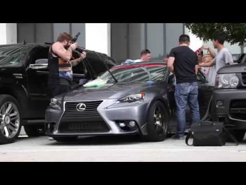 Gumball 3000 – Miami Day 1 Preperation