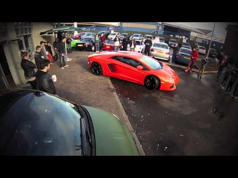Rides Talk presents the Gumball 3000 get together London Take 2