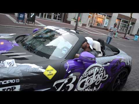 Gumball 3000 In INDY