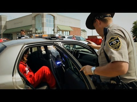 Dudeson gets arrested in Gumball 3000 rally