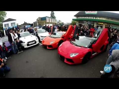Gumball 3000 – 11th May 2014 UK