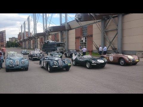 Mille Miglia 2014 with Jaguar Heritage Race Team #JaguarMille