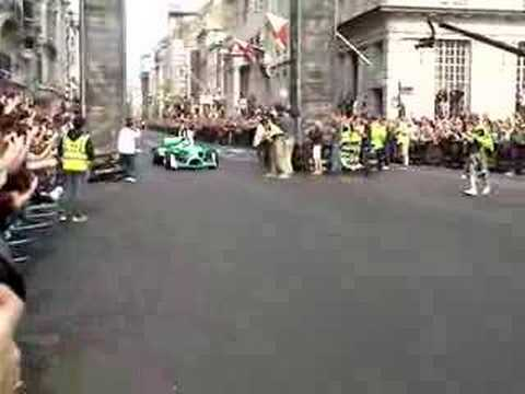 A1GP Car at the Gumball 3000 (2007)!