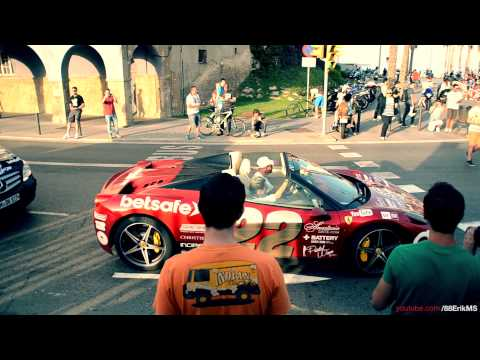 Gumball 3000 Barcelona 2014 – First day (Part 1/3)