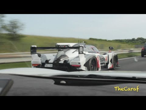 Chasing Jon Olsson's Rebellion R2K : Gumball 3000 2014! CRAZY!