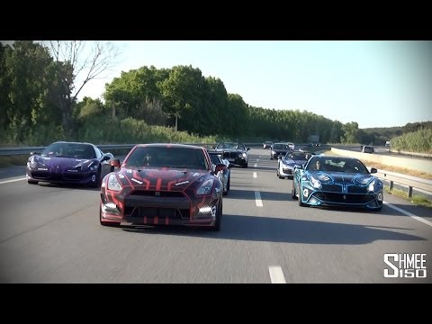 Shmee Special Gumball 3000 2014 Movie