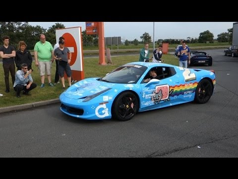Gumball 3000 – London to Paris – 2014 (Calais)